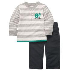 2-piece Pant Set