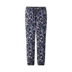 WOMEN Drape Pants (Camouflage)