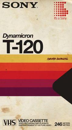 80s VHS Tribute Posters » ISO50 Blog – The Blog of Scott Hansen (Tycho / ISO50)