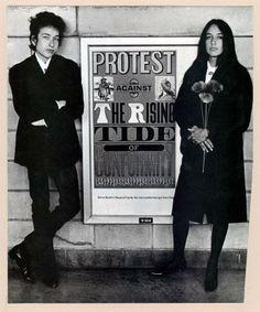 Bob Dylan  Joan Baez, 1964