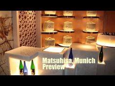 Preview des neuen Matsuhisa, Munich. Celebrity Gourmetkonzept im Mandari...
