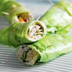 Turkey humus wrap