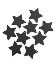 Look at this Star Chalk Tag - Set of Nine on #zulily today!