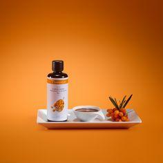 Sandicca Liva Sea Buckthorn Pulp Oil - 50 ml Organic Sea Buckthorn Pulp Oil