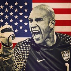 Tim Howard.