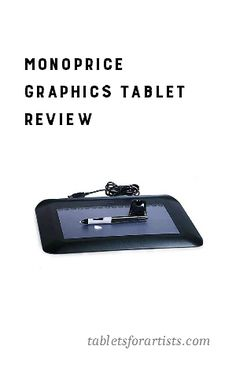 monoprice graphic drawing tablet driver windows 10