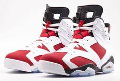 carmine jordans may 2014 1 Air Jordan 6 Carmine   Nikestore Release Info