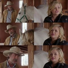 Mallory: The past year of my life has been a complete mess. Flunked out of school. Jack: Mallory...  Mallory: I miss Heartland, Jack. I even miss this barn. All those years mucking out the stalls... I love this place. Everything's changed. Amy's pregnant, Ty's gone. Katie's all grown up, doesn't even remember me. Georgie's a teenager. I barely even recognized her. And even you, you don't have time for me anymore. We've lost something that... that bond we all shared. (10x13)