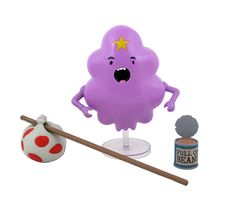 """Amazon.com: Adventure Time 5"""" Lumpy Space Princess with Accessories: Toys & Games"""