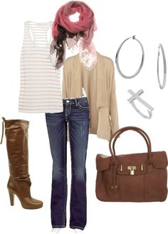 Mom on the Go, created by ashlinl on Polyvore