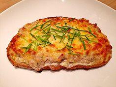 Thunfisch - Schmand - Toasts, ein raffiniertes Rezept aus der Kategorie Schnell und einfach. Bewertungen: 43. Durchschnitt: Ø 4,2.