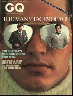 GQ March 1977