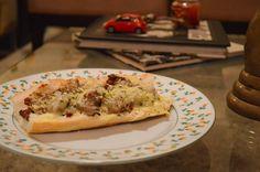 Cozinha Tosca de Marina: Sanduba Quente Tríplice Coroa
