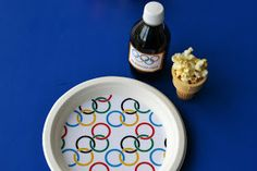 the adventures of MNMs: Olympic Party Extravaganza