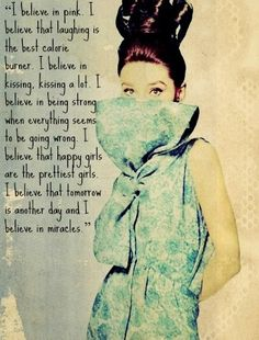 Audry Hepburn Tomorrow is always a new day love her! Bible Quotes, Me Quotes, Bible Verses, Motivational Quotations, Beauty Quotes, Famous Quotes, Tomorrow Is Another Day, I Believe In Pink, Positive Inspiration