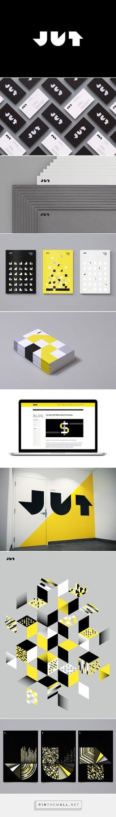 Jut Branding by Moniker | Fivestar Branding – Design and Branding Agency & Inspiration Gallery