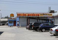 Teller-Morrow Automotive. Charming, CA. Sons of Anarchy.