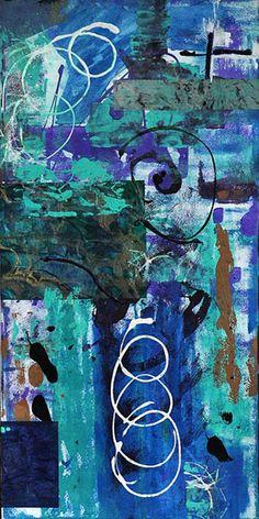 Oringinal mixed media painting found at shonnawellsart.com