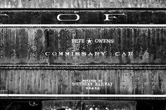 Pete Owens Commissary Train Car (A0015184)