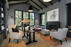 Great 118 Painting Wood Paneling Ideas https://pinarchitecture.com/118-painting-wood-paneling-ideas/