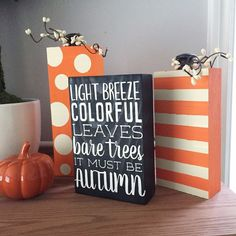 This is the perfect fall craft for a girls night, or even just to do by…