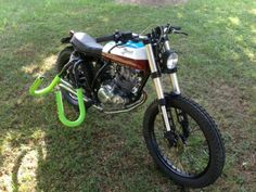 By Russel Mecanica (SR 125)