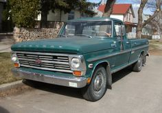 (originally posted Canadian cars and trucks are the mother-lode of badge engineering. Mercury trucks came about due to a quirk of the Canadian Ford dealership system due to the […] 70s Cars, Lincoln Mercury, Old Fords, Ford Motor Company, Vintage Cars, Ranger, Monster Trucks, Engineering, Vehicles