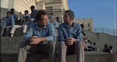 """""""Escape from Alcatraz"""" 1979 Dramatization of the one possibly successful escape from the notorious prison."""