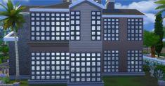 Mod The Sims - Delgado Modern Windows