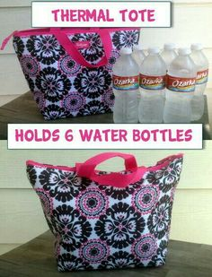 Need a fun way to keep your drinks cool? Going out to sporting events, the beach or the pool? Carry the Thermal Tote from Thirty-One! It fits a 6 packs and keep it cool. www.mythirtyone.com/amandasnapp