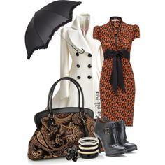 """""""Modern Mary Poppins"""" by livewithgrace on Polyvore"""