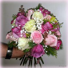 Ramo de novia #Floristería #RamónLuque #Bodas | ramonluque.es