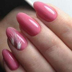 Great Classy Short Nails Art Designs Great ready to book your next manicure, bec Best Nail Art Designs, Short Nail Designs, Fall Nail Designs, Pink Nail Designs, Nails Design, Pink Nail Art, Nail Art Diy, Diy Nails, Pink Art