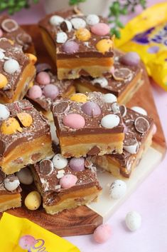 Skills Needed To Become A Patisserie Chef Tray Bake Recipes, Tea Recipes, Easter Recipes, Baking Recipes, Cake Recipes, Baking Ideas, Dessert Recipes, Chocolate Traybake, Kitchens