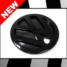 2x Black Pair Front Bumper Guide Mount Bracket fit for VW Jetta MK4 Bora 99-05