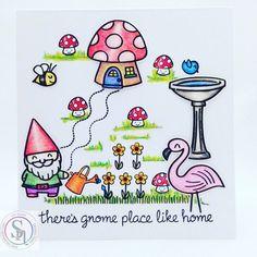 Lawn Fawn 'Gnome Swe