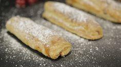 #Casadielles, un dulce de #Asturias q hemos elaborado para las fiestas del #descensodelsella #elcalendariomasdulce
