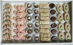 Ukázka – I. část - www.helencina-sbirka-receptu.com Christmas Baking, Christmas Cookies, Cupcake Cakes, Cupcakes, Food And Drink, Sugar, Xmas Cookies, Christmas Crack, Christmas Biscuits