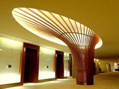 otel InterContinental Osaka, Japan by hashimoto yukio design studio