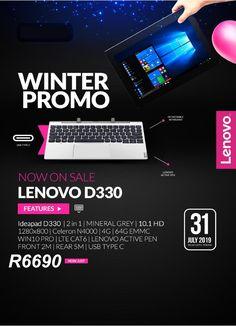 Lenovo Promo