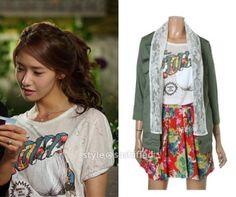Resultado de imagen para outfits de yoona love rain