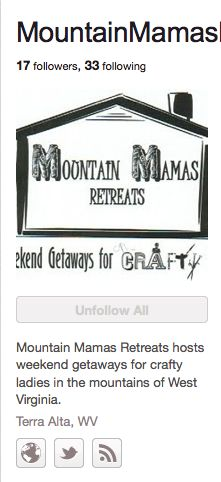http://pinterest.com/mtnmamasretreat/