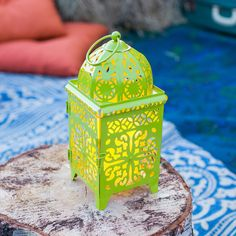 Green Moroccan Souq