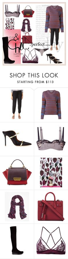 """""""amazing set for you"""" by denisee-denisee ❤ liked on Polyvore featuring Cool Change, STELLA McCARTNEY, Malone Souliers, Chantal Thomass, ZAC Zac Posen, Witch & Watchman, Brooks Brothers, Yves Saint Laurent, Robert Clergerie and Fleur of England"""