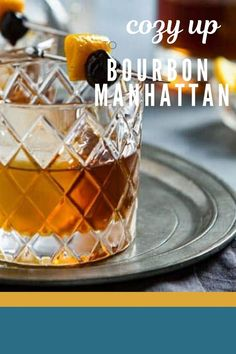 How to make the Classic Bourbon Manhattan Cocktail! This three ingredient recipe couldn't be easier and I've I've included tips for making a drink that is sweet and oh so smooth! Spring Cocktails, Easy Cocktails, Classic Cocktails, Vermouth Drinks, Manhattan Recipe, American Cocktails, Three Ingredient Recipes, Manhattan Cocktail, Best Cocktail Recipes