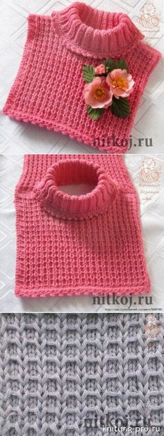 "Manishka # for # girl # ""# Thread # – # knitted # things # for # your # home, # knitting # crochet, # knitting # knitting, # knitting – crochet pattern Crochet Baby Shawl, Crochet Kids Scarf, Crochet For Kids, Crochet Stitches, Baby Knitting, Knit Crochet, Crochet Hats, Knitted Baby, Knitting Patterns"