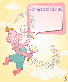 Congratulations! (card)