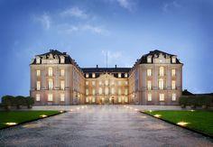 #Schloss / #Castle Augustusburg in Brühl, #Germany ©Horst Gummersbach