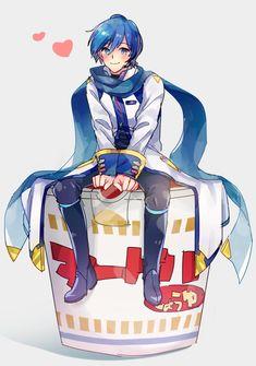 Kaito Shion, Vocaloid Kaito, Manga Art, Anime Manga, Anime Guys, Tadashi Hamada, Vocaloid Characters, Otaku, Roller
