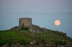 Super moon and Dalkey island--Super moon 2014 stars in the sky tonight.  Time to put on some Van Morrison and dance under the moon, beautiful Celtic people! #SUPERMOON #MOON